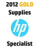 HP GOLD Specialist Supplies 2012
